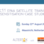 WC11 EPAA satellite training on skin sensitisation-Case studies on DA